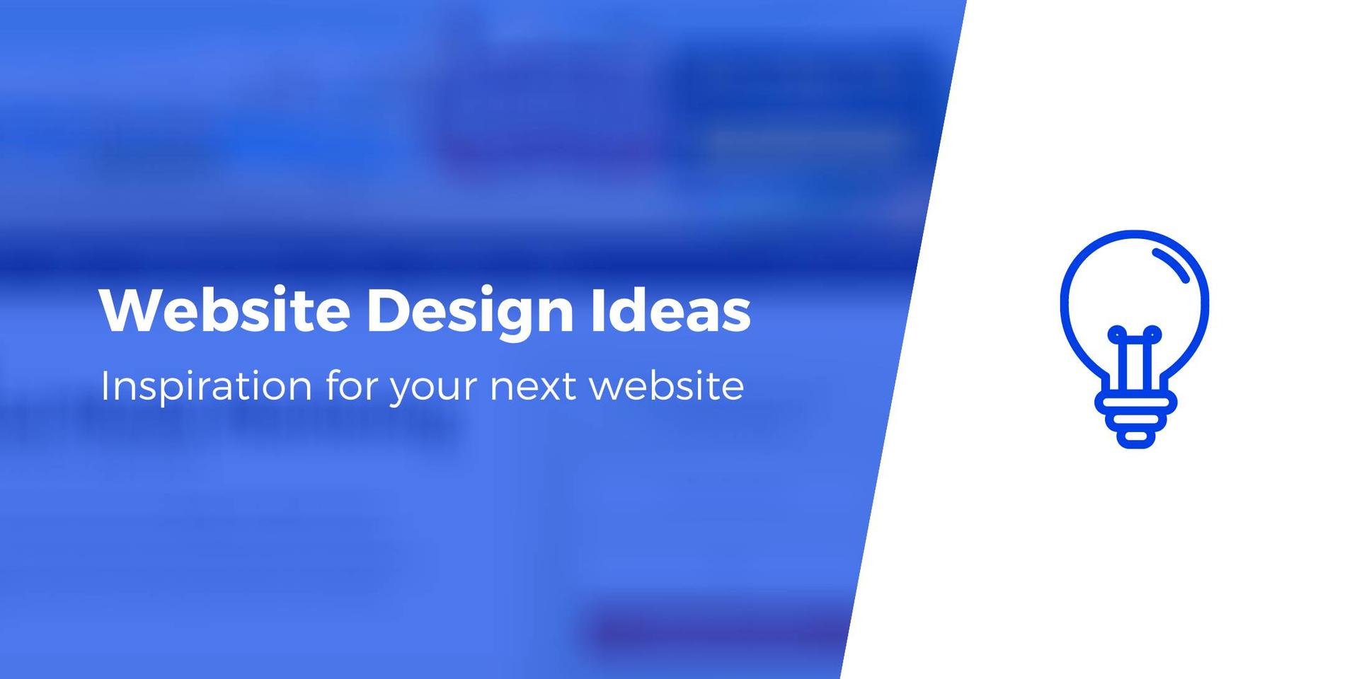18 من أفضل أفكار تصميم مواقع الويب للإلهام في 2020
