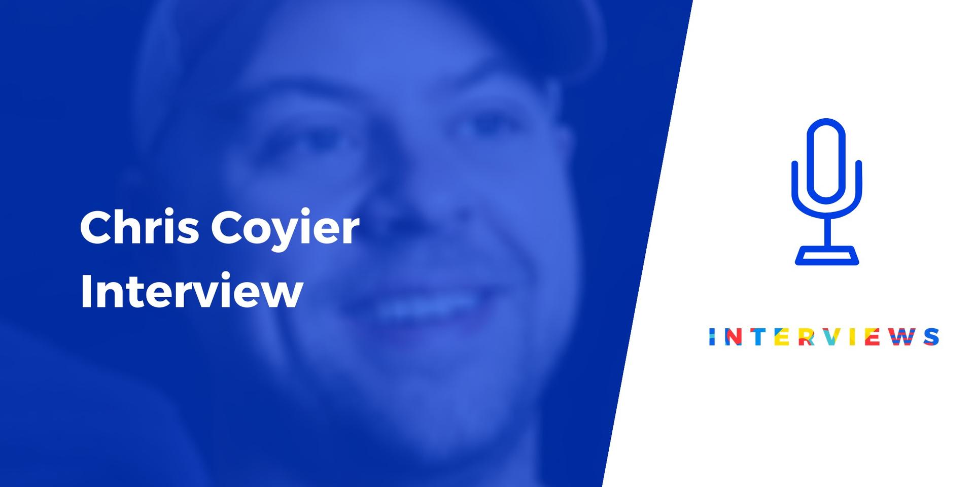 مقابلة كريس كويير - الرجل وراء CodePen و CSS-Tricks